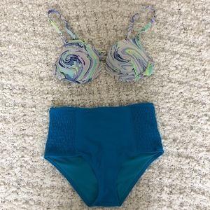 Victoria's Secret Swim - Two Piece Bathing Suit